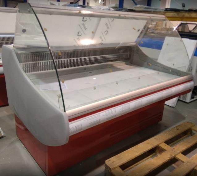 Холодильна вітрина Juka VGL130