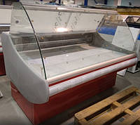 Холодильная витрина Juka VGL130
