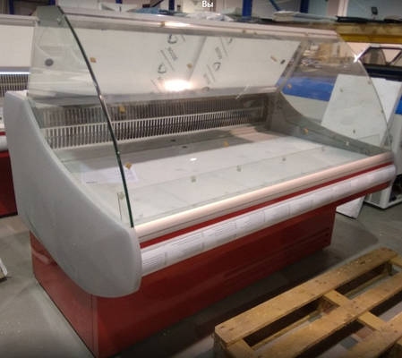 Холодильна вітрина Juka VGL130, фото 2