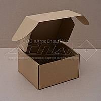 Картонные коробки 150*150*90 бурые