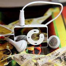 MP3 зеркальный +наушники+usb+упаковка