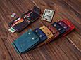Кожаный зажим для денег, фото 3
