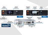 Радиостанция автомобильная цифровая HYTERA MD625 BLUETOOTH, фото 3