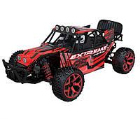 Радіокерована іграшка CRAZON 17GS02 EXtreme дитячий автомобіль на р/к 1:18 4x4 Червоний (SUN5426)