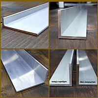 Уголок алюминиевый в ассортименте, фото 1