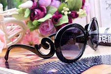 Очки реплика Prada коричневые, фото 2