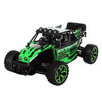 Радіокерована іграшка CRAZON 17GS02 EXtreme дитячий автомобіль на р/к 1:18 4x4 Зелений (SUN5427), фото 1