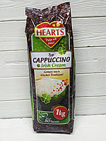 Капучино cо вкусом ирландских сливок Hearts Cappuccino Irish Cream 1 кг (Германия)