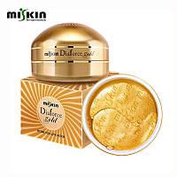 Гидрогелевые патчи для век с золотом MISKIN DIA FORCE GOLD EYE PATCH, 60 шт
