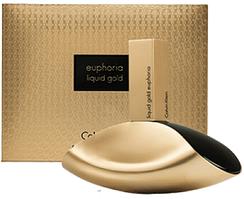 Женская парфюмированная вода Calvin Klein Euphoria Liquid Gold -100 мл