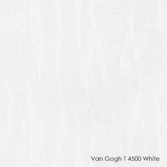 Вертикальные жалюзи Vangogh t-4500 white