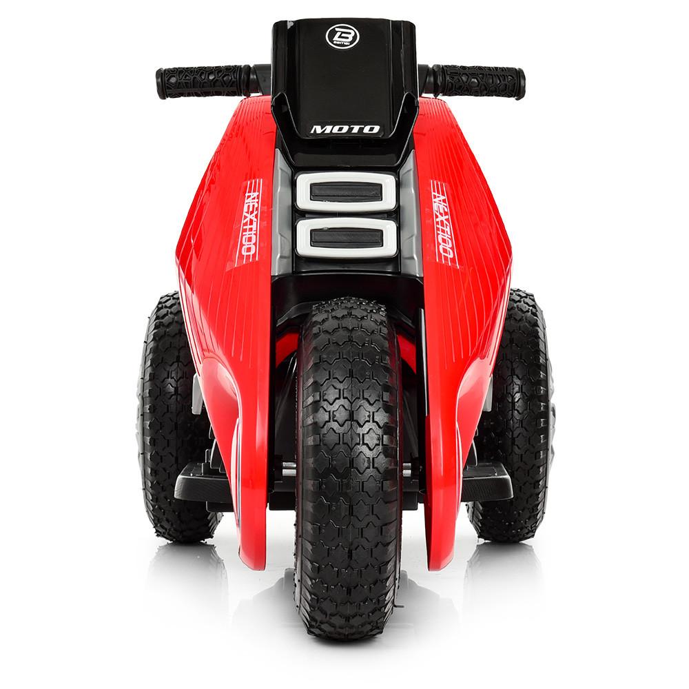 Электромобиль мотоцикл M 3926A-3 красный BAMBI