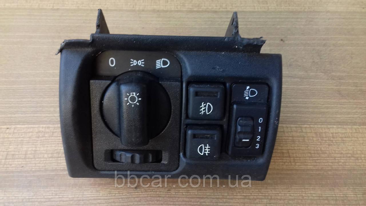 Блок управления освещением Opel Tigra , Calibra  90 437 313