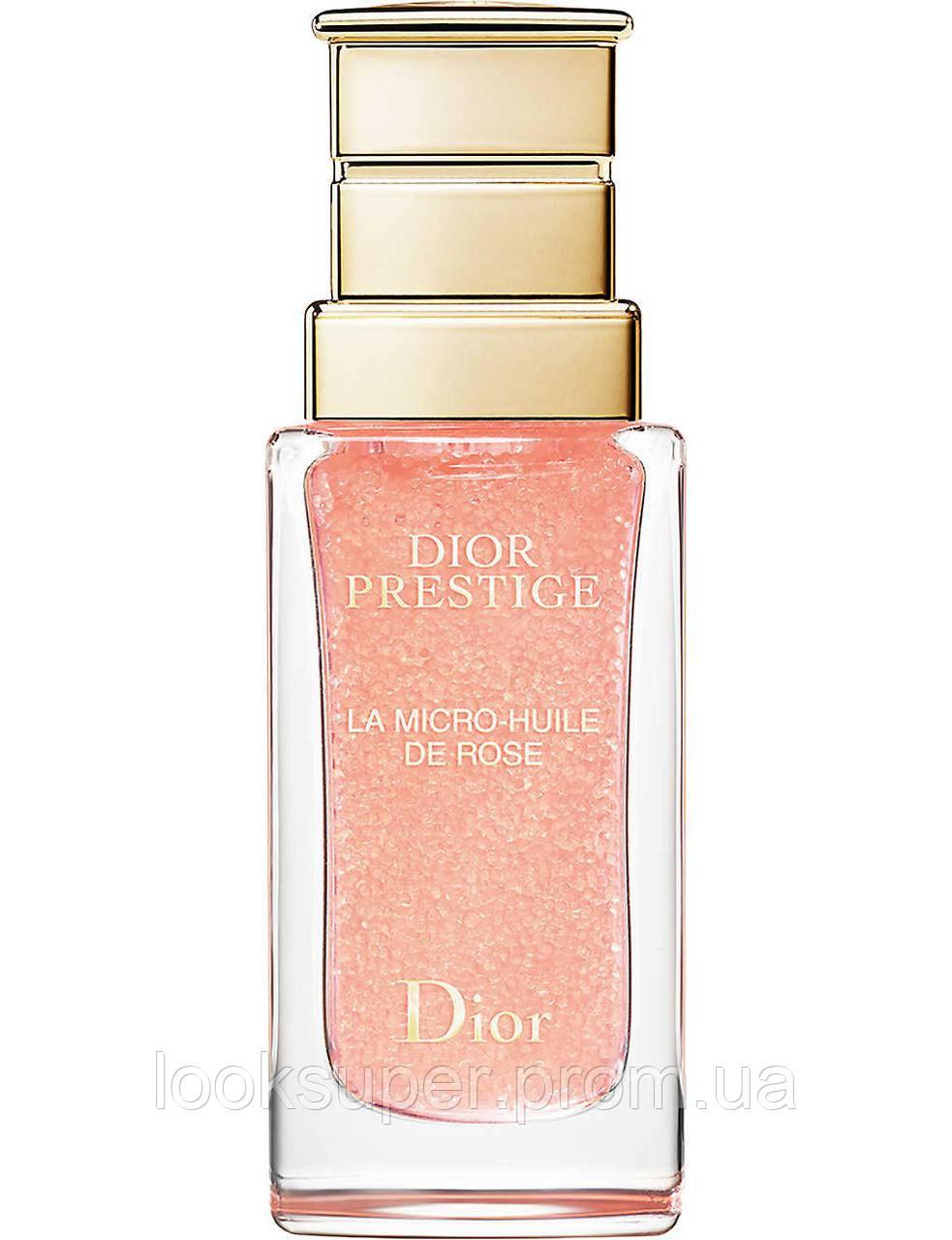 Средство для питания кожи DIOR Prestige La Micro-Huile De Rose (30ml)