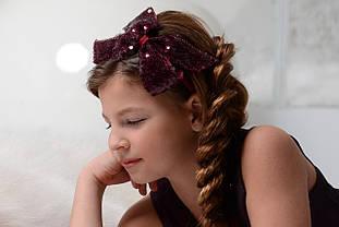 Детский обруч ободок на голову для девочки TRESTELLE Италия A18740