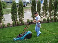Покос травы и стрижка газонов