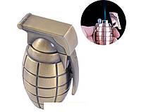 Газовая зажигалка в виде гранаты, фото 1