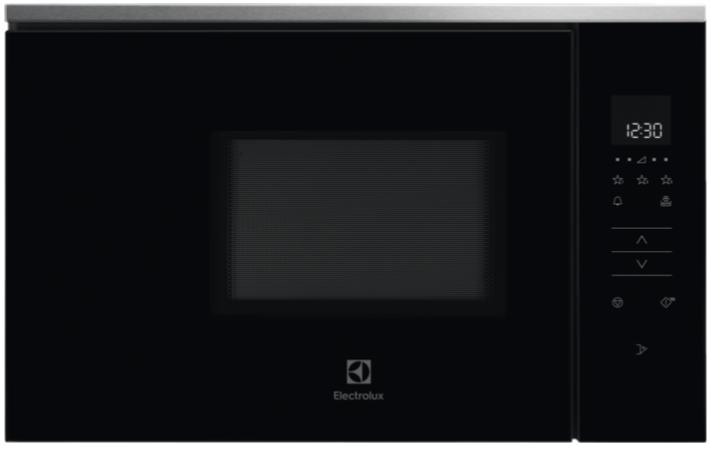 Компактная, встраиваемая микроволновка Electrolux KMFE172TEX
