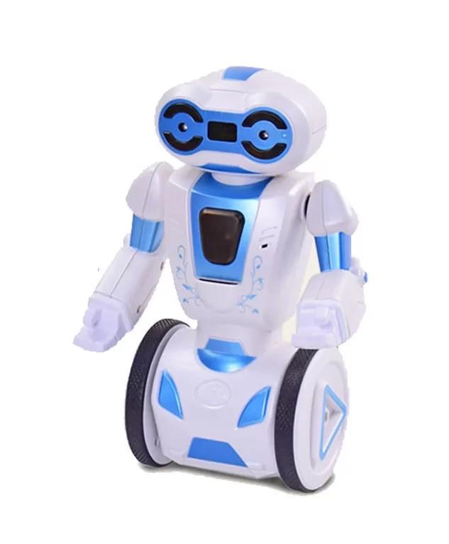 Робот RRC HG-702B Stunt Robots багатофункціональний робот на р/к Білий (SUN5428)