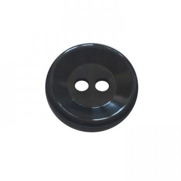 Пуговицы ПА - 435 д-р 40мм черный