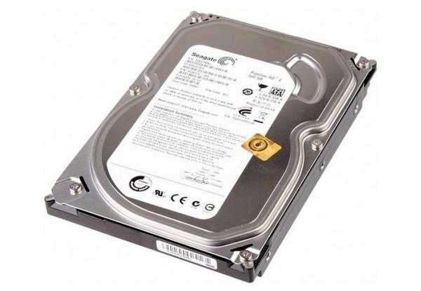 """Жесткий диск, для ПК, для видеонаблюдения Seagate 3.5"""" 500Gb ST3500312CS"""
