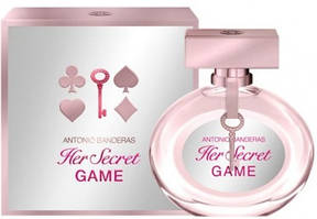 Женская туалетная вода Antonio Banderas Her Secret Game (80мл)