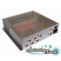 БУС-4-06-600MW блок управління четырехцветными світлодіодними світильниками, кількість драйверів - 6