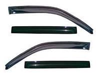 Ветровик (дефлектор двери) Волга 31105,3110,31029 (комплект 4 шт) (производство Россия)