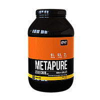 Премиум протеин QNT_Metapure ZC Isolate 1 кг - Banana