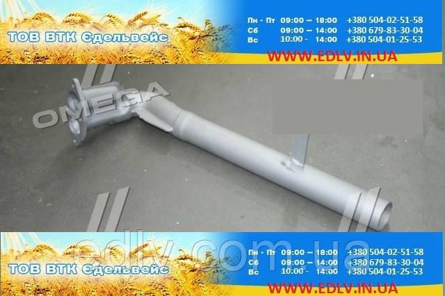Труба приемная ГАЗ 3302,3221 двигатель 40522 (без нейтрал.) (пр-во ГАЗ) 3221-1203010-10