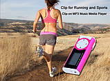 MP3 Плеєр+Екран+Ліхтарик+Динамік +USB+навушники, фото 2