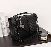 Кожаная сумка Yves Saint Laurent, фото 1