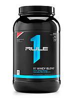 Сывороточный протеин R1_Whey Blend 908 г - Strawberries & Creme