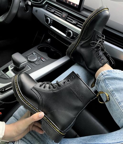 Ботинки женские Dr. Martens.