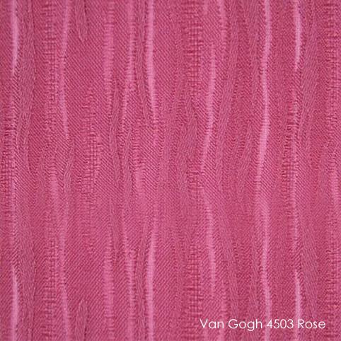 Вертикальные жалюзи Vangogh-4505 rose