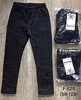 Лосины на меху для девочек оптом, Taurus, 98-128 см,  № F-625, фото 1