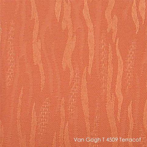 Вертикальные жалюзи Vangogh4509