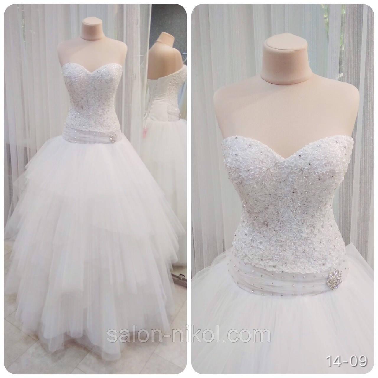 Свадебное платье 14-09