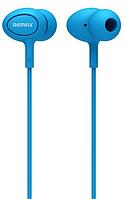 Наушники с микрофоном Remax RM-515 blue наушники
