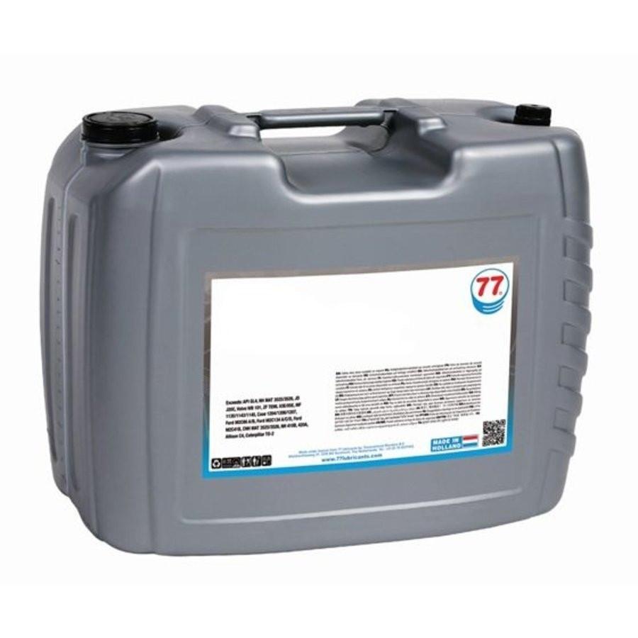 Гидравлическое масло HYDRAULIC OIL HV 22 (канистра 20 л)