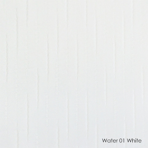 Вертикальные жалюзи Water-01 white