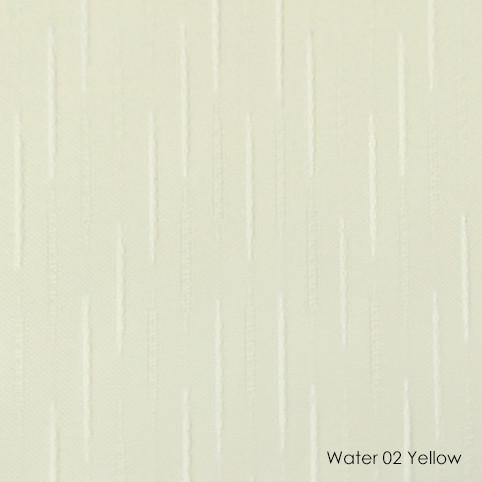 Вертикальные жалюзи Water-02 yellow