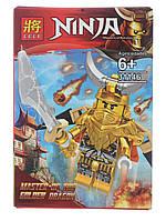 Мини конструктор Zane для мальчиков NINJA 31146 NJ оружие в коробке Ниндзяго