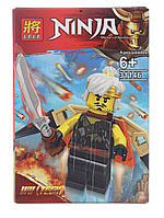 Мини конструктор Jay для мальчиков NINJA 31146 NJ оружие в коробке Ниндзяго