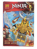 Мини конструктор Cole  для мальчиков NINJA 31146 NJ оружие в коробке Ниндзяго