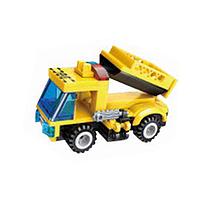 Конструктор для детей тематический BRICK 1408-4 транспорт (8 видов)