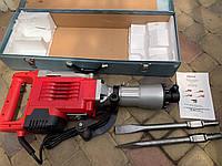 Отбойный молоток EDON DH-110A 65ДЖ бетонолом SDS-Max