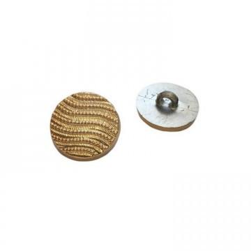 Пуговицы ПА - 69 д-р 20мм золото