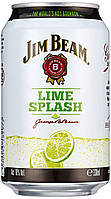 Jim Beam Lime Splash 10% 330 ml
