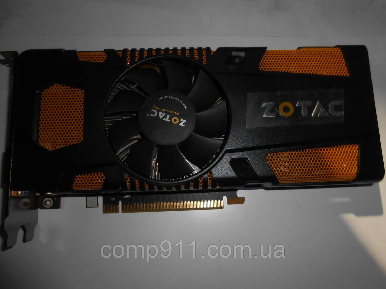 Видеокарта для компьютера Zotac GTX570 1280Mb DDR5 320bit